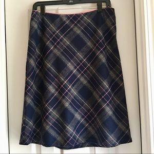 Gap wool blend A line skirt!! 💕